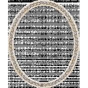 Sweet Autumn Add-On White Oval Photo Frame
