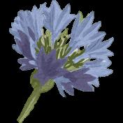 Chicory Lane Element Sticker Flower Alt