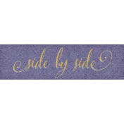 Chicory Lane Element Word Art Snippet Side by Side