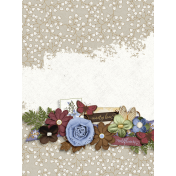 Chicory Lane Country Lane 3x4 Journal Card