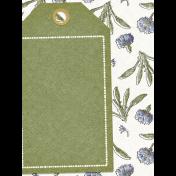 Chicory Lane Tag 3x4 Journal Card