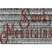Summer Night Smoky Mtns- WA02b-V2