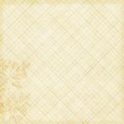 Antique Autumn- Pattern Paper 1
