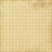 Antique Autumn- Pattern Paper 2