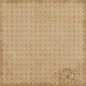 Antique Autumn- Pattern Paper 4