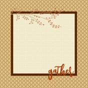 Give Thanks- Pattern Paper 3