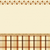 Give Thanks- Pattern Paper 6