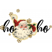 Merry and Bright Christmas- Wordart 1
