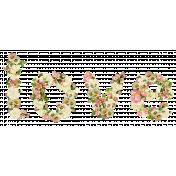 Love Poetry- Wordart 6