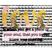 Love Poetry- Wordart 8