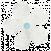 Nature Escape-White Flower