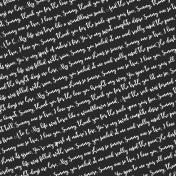 Summer Lovin-Words Paper