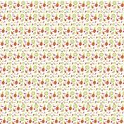 Summer Lovin-Fruits Pattern Paper