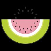 Summer Lovin-Watermelon Slice