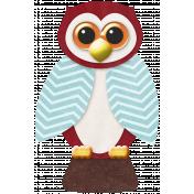 Pieced Owl