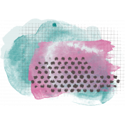 My Funky Valentine - Paint Overlay