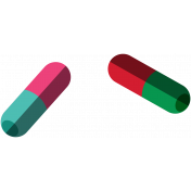 Pills 3 Illustration