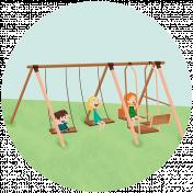 Swing Set Circle 01