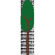 Swing Set Tree 1