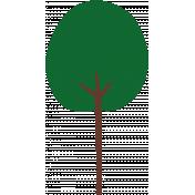 Swing Set Tree 3