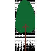 Swing Set Tree 5