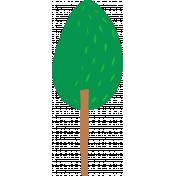 Swing Set Tree 6