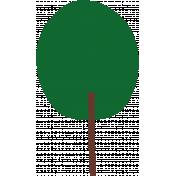 Swing Set Tree 7