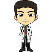 People Kit 003 Doctor