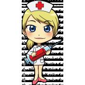 People Kit 003 Nurse