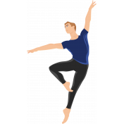 Ballet Boy 1