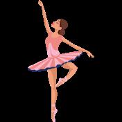 Ballet Girl 1