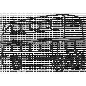 London Bus Illustration