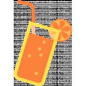Summer Splash Illustrations 1 Drink