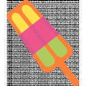 Summer Splash Illustrations 1 Popsicle
