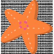 Summer Splash Illustrations 1 Seastar 4