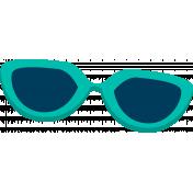 Summer Splash Illustrations 1 Sunglasses 2