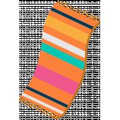 Summer Splash Illustrations 1 Towel