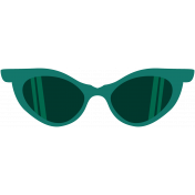 Summer Splash Illustrations 2 Sunglasses 1