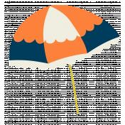 Summer Splash Illustrations 2 Umbrella