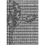 Leaf 057 Template
