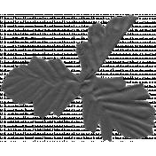 Leaf 059 Template