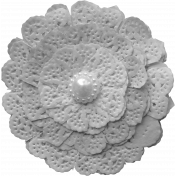 Flower 152 Template