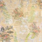 Peach Garden Paper