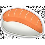 Sushi Set- Sticker 1