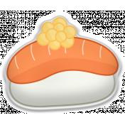 Sushi Set- Sticker 2