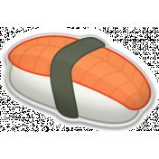 Sushi Set- Sticker 5