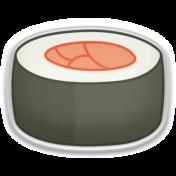 Sushi Set- Sticker 10