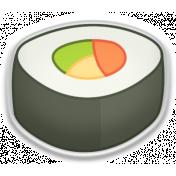 Sushi Set- Sticker 8