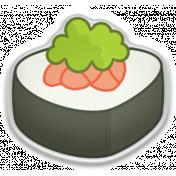 Sushi Set- Sticker 7