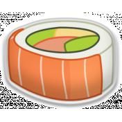 Sushi Set- Sticker 6